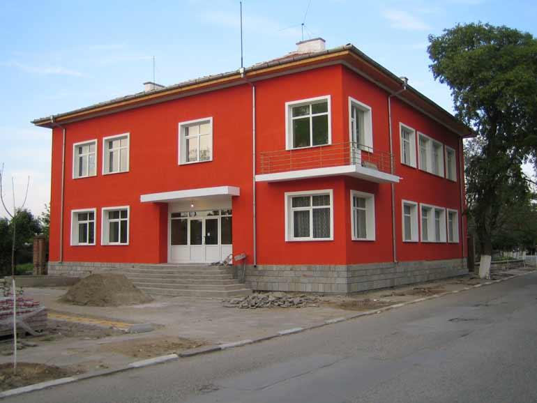 Кметство, село Труд