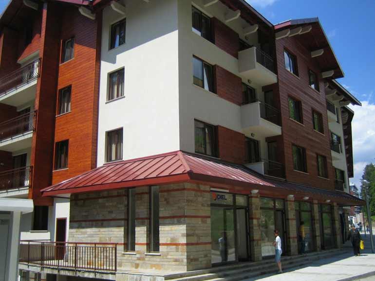 Хотелски комплекс Пампорово
